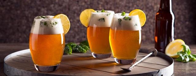 Cocteles con cerveza