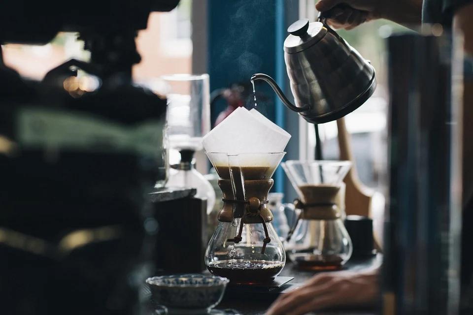 bisnis kopi di tengah pandemi