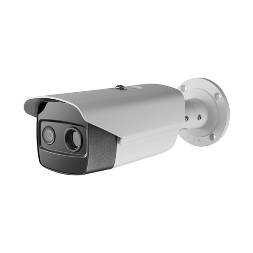 Cámara térmográfica Dual IP Safire SF-IPTB105THA-10Y