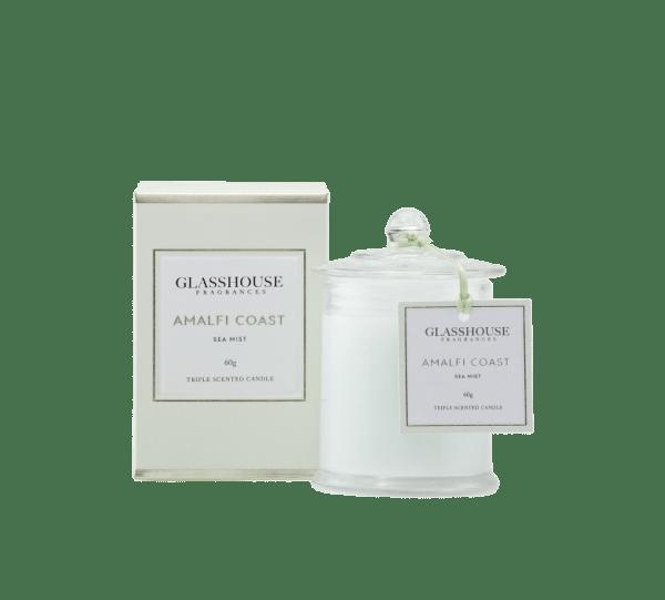 Amalfi 60g Glasshouse Candle