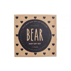 Cute gift set of tights and socks - Bear