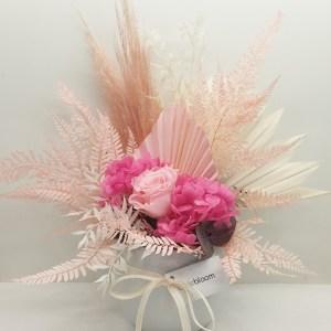 Hot Pinks & Whites