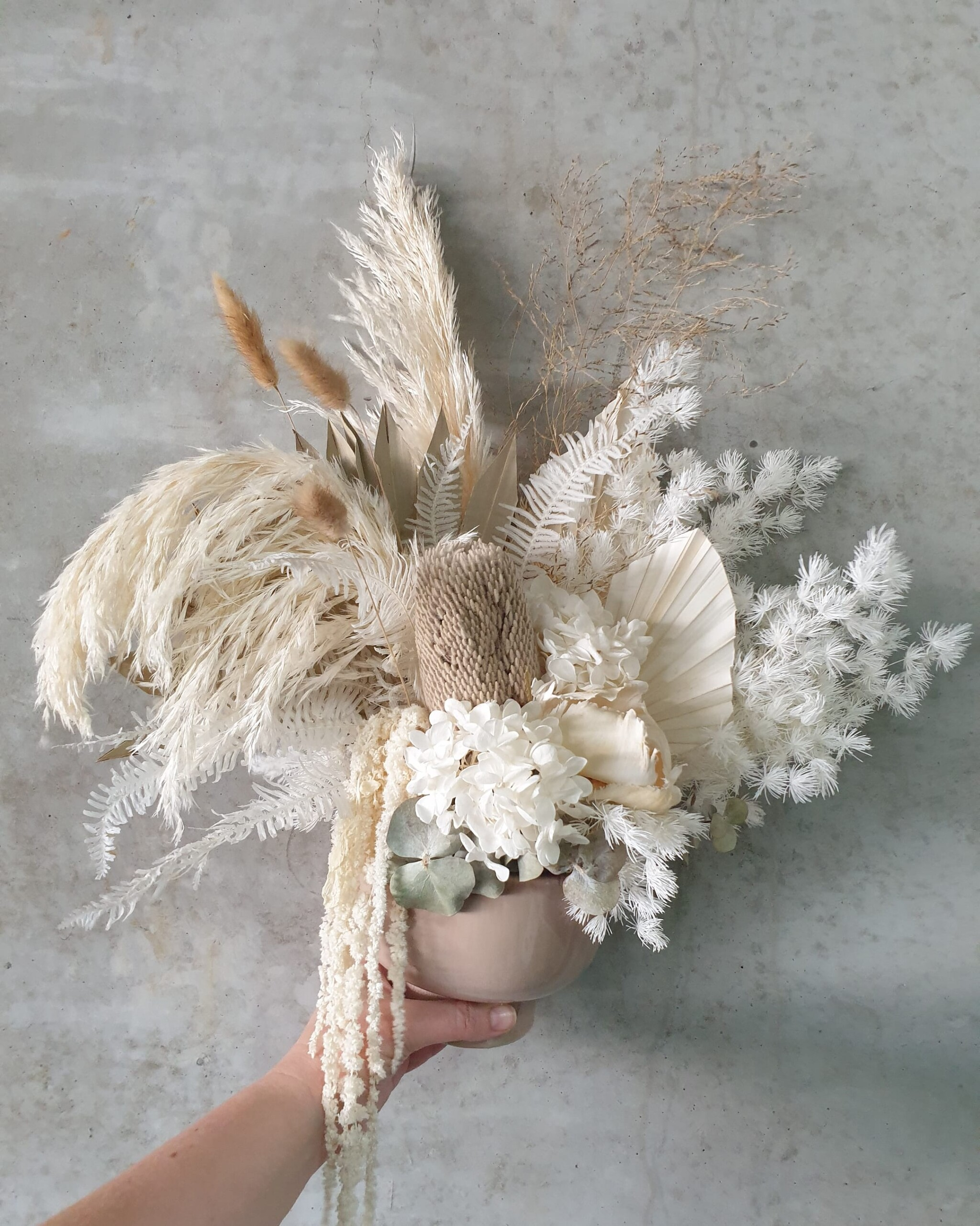 Dried Flowers Code Bloom Perth Florist Fresh Flower Bouquets