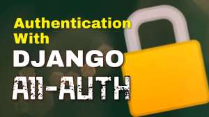 Authentication with django-allauth in Django Apps