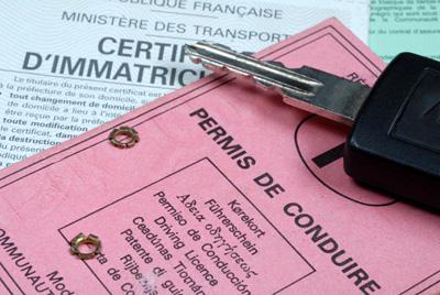 Passage frauduleux de permis de conduire