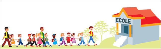 Le pédibus, solution écologique et pédagogique
