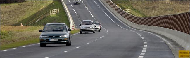 Limiter la vitesse sur les routes bidirectionnelles