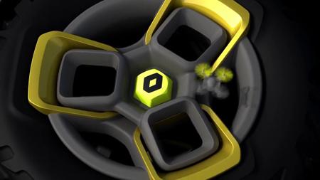 Teaser : un bout de l'ultra low cost de Renault