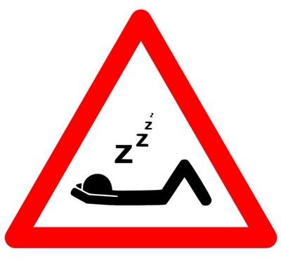 La somnolence des routiers au volant