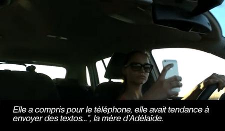 Permis de conduire : l'expérience inédite avec Adelaide