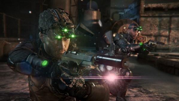 Splinter Cell Blacklist 01