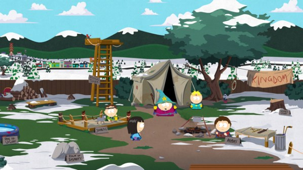 South Park SOT Camp