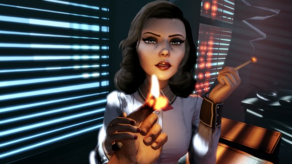 Bioshock Infinite Burial at Sea 00