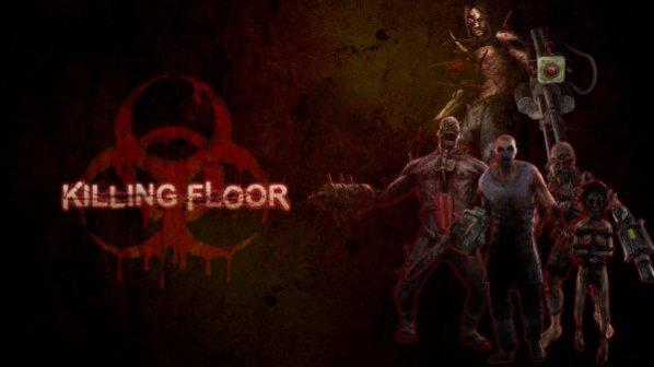 Killing Floor Cover Image