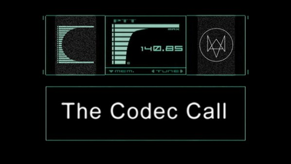 The Codec Call June 2014 WATCH_DOGS