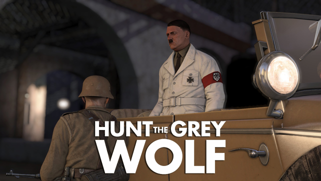 Sniper Elite III - Hunt the Grey Wolf
