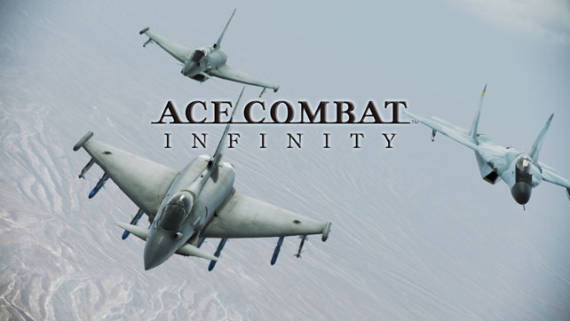 Ace Combat Infinity x Tekken