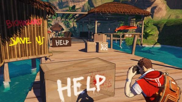 Escape Dead Island 02