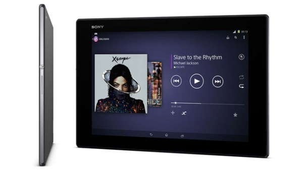 Xperia Z2 Tablet 01