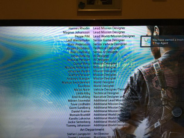 Colm Sheridan - Just Cause 2