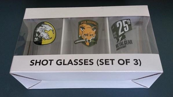 MGS Shot Glasses