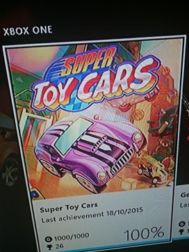 Stuart Cullen - Super Toy Cars
