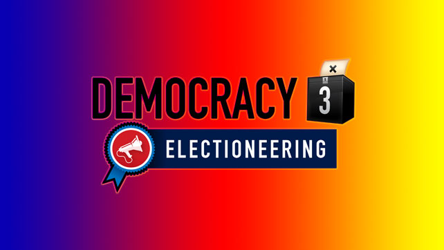 Democracy 3: Electioneering