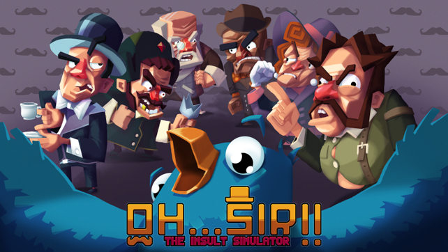 Oh Sir...!! The Insult Simulator