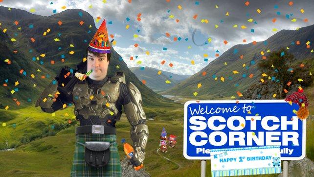 Scotch Corner – Happy Birthday!