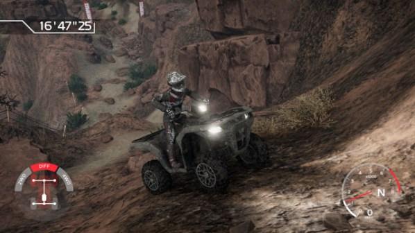 Overpass ATV