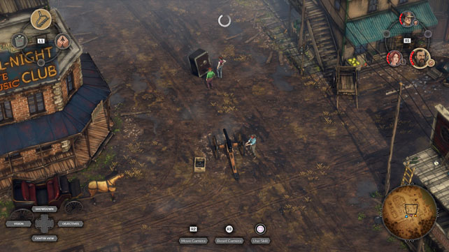 Desperados Iii Review Codec Moments