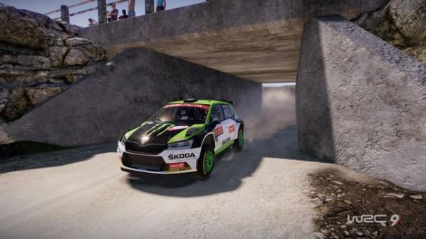 WRC 9 Wheel Settings