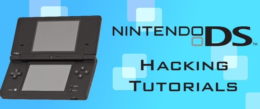 DS Hacking and Homebrew Tutorials