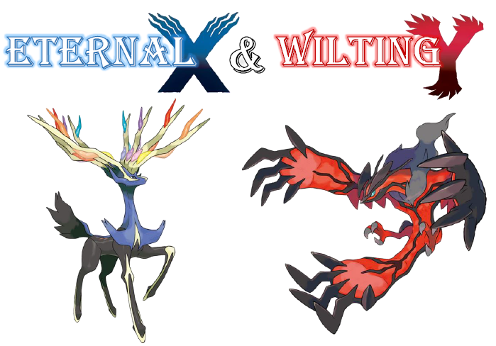 Pokemon Eternal X and Pokemon Wilting Y Pokemon Eternal X and Wilting Y - 3DS Pokemon ROM Hacks Collection