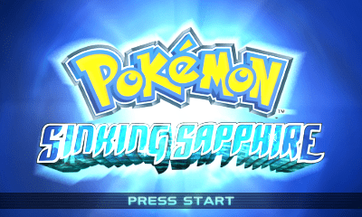 Pokemon Rising Ruby and Sinking Sapphire - 3DS Pokemon ROM Hacks Collection