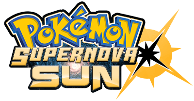 Pokemon Supernova Sun - 3DS Pokemon Rom Hacks Collection