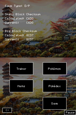 how to edit pokemon save files