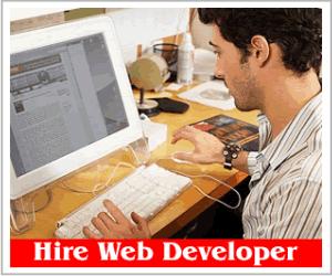 Hire Web Designer/Developer