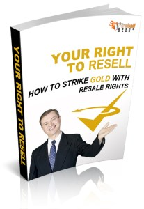 Your Right to Resell
