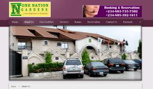 One Nation Garden Hotel