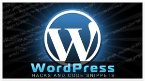WordPress-Code-Snippets