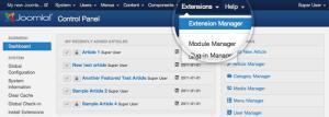 extension updates