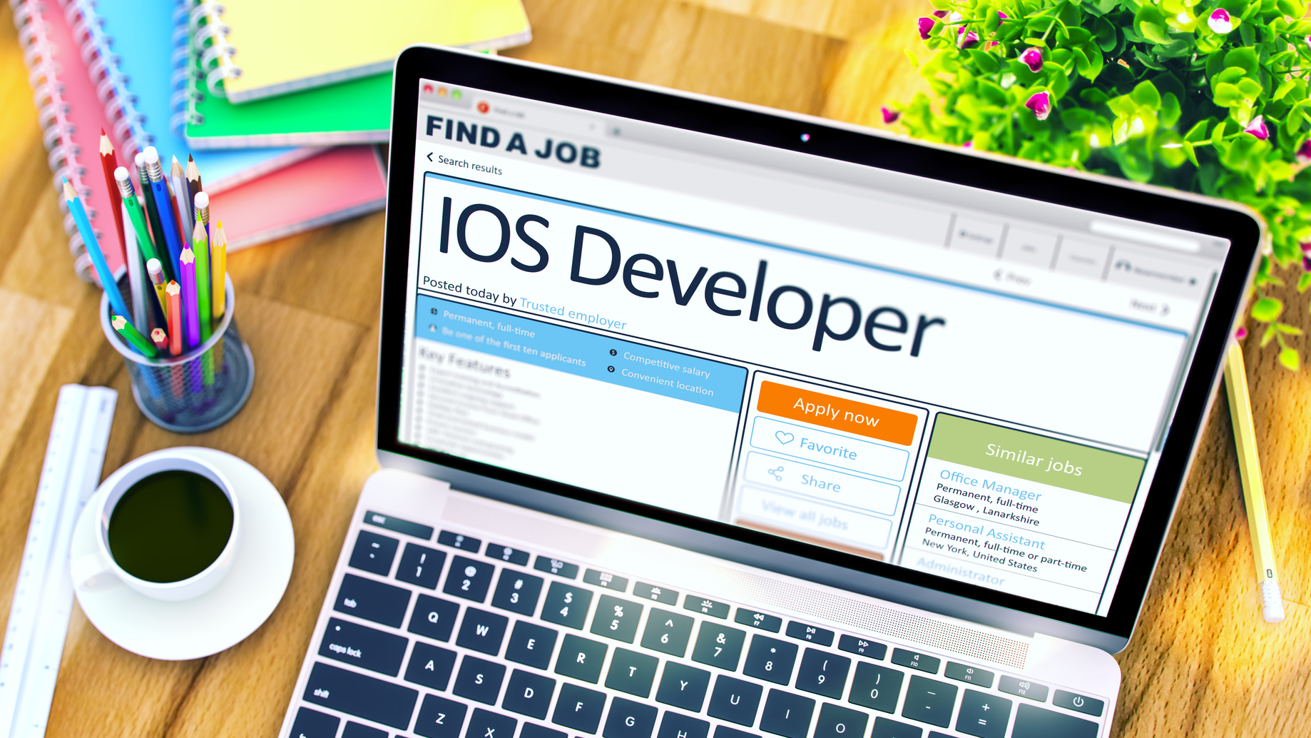 IOS Developer Wanted.