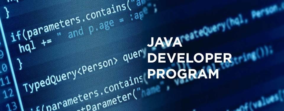 Java dev
