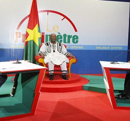 Dialogue Citoyen avec le Président du Faso