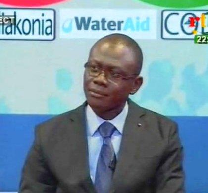 Dialogue Citoyen avec le Ministre de la Justice, Monsieur Bessolé René BAGORO