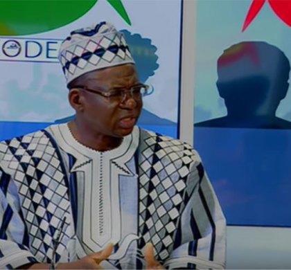 Dialogue citoyen avec le Pr Nicolas MEDA, Ministre de la santé