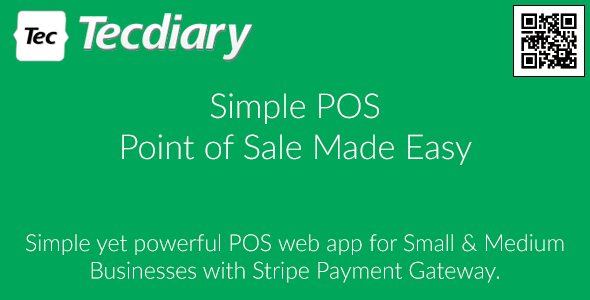 Simple POS v4.0.24 – Point of Sale Made Easy