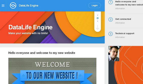 DataLife Engine v12.0 - A Content Management System