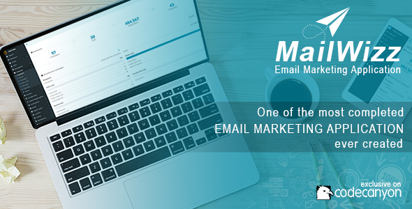 MailWizz v1.6.3 – Email Marketing Application – nulled